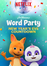 Word Party: New Year's Eve Countdown Netflix BR (Brazil)