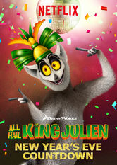 All Hail King Julien: New Year's Eve Countdown Netflix BR (Brazil)